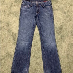 Citizens of Humanity Sz 31 Kelly Low Waist Bootcut